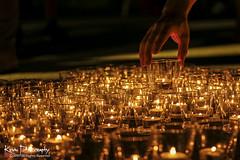 FXT22313 (kevinegng) Tags: singapore singaporenightfestival nightphotography nightfestival nightscene lightsinstallation lights festival peaceharmony cathedralofgoodshepherd candles candlelight