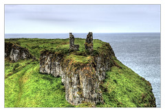 Dunseverick NIR - Dunseverick Castle 02 (Daniel Mennerich) Tags: dunseverick dunseverickcastle ireland countyantrim northernireland canon dslr eos hdr hdri spiegelreflexkamera slr vereinigteskönigreich unitedkingdom uk royaumeuni reinounido