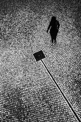 Here Comes The Flood (paulo josé abrantes) Tags: street photography candid rolleiflex sl35 35mm analogue film highcontrast mood carlzeiss carl zeiss