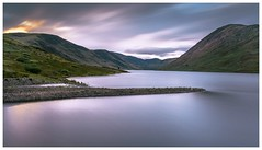 Almost a sunset over loch Turret (jamesdewar99) Tags: landscape scenic water loch nature outdoor hills wild colour sky clouds longexposure sunset canon scotland