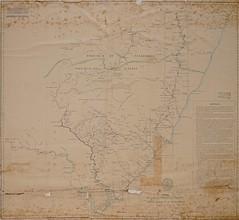 Mapa do norte da Província das Alagoas e partes adjacentes da Província de Pernambuco, 1871 (Arquivo Nacional do Brasil) Tags: alagoas arquivonacional arquivonacionaldobrasil nationalarchives nationalarchivesofbrazil maps map mapa cartografia