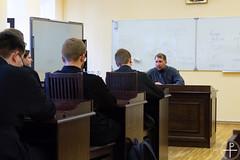 Организационное собрание 1 курса магистратуры