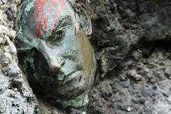 This Relief (gripspix) Tags: 20190623 vacation ferien lademeureduchaos saintromainaumontdor art kunst artprject kunstprojekt thierryehrmann lyon