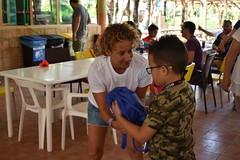08.22 Visita familia Perán al Rio Safari