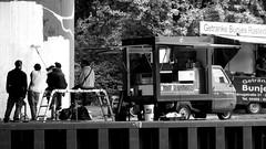OLDENBURG - BRIDGE GALLERY / bridges near the city center - Brücken in Innenstadtnähe / Graffiti, street art - 533rd picture (tusuwe.groeber) Tags: projekt project lovelycity graffiti germany deutschland lowersaxony oldenburg streetart niedersachsen city stadt farbig farben favorit colourful colour sony sonyphotographing nex7 bunt red rot art gebäude building gelb grün green yellow abs psk bridgegallery bridge bridges brücke brücken brückenkunst präventionsrat marschweg westfalendamm niedersachsendamm cloppenburgerstrase schwarz weis black white blanco negro sw bw streetfood getränke bier beer
