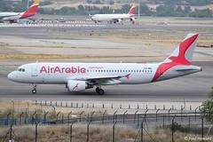 2019-06-24 MAD CN-NMG (Paul-H100) Tags: 20190624 mad cnnmg airbus a320 air arabia maroc