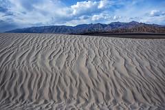 Death Valley, California (Seoulwoman) Tags: death valley california sand dunes
