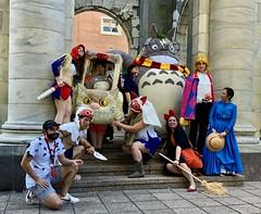 DragonCon 2019 (wiredforlego) Tags: cosplay costume ghibli dragoncon dragoncon2019 atlanta georgia atl totoro catbus