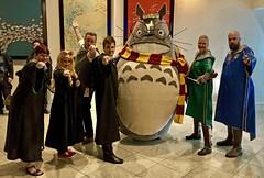 DragonCon 2019 (wiredforlego) Tags: cosplay costume ghibli dragoncon dragoncon2019 atlanta georgia atl harrypotter totoro hogwarts quidditch