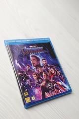 #avengers #endgame #bluray (Sampsa Kettunen) Tags: avengers endgame bluray