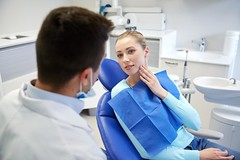 How to relieve gum pain fast (swelling) (dr.kamihoss) Tags: dr kami hoss dentist dental