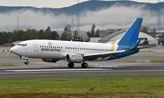 GetJet LY-ELF, OSL ENGM Gardermoen (Inger Bjørndal Foss) Tags: lyelf getjet boeing 737 airbus a320 osl engm gardermoen