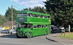Photo of 507 CLT, Green Line AEC Routemaster RMC1507, North Weald, 8th. September 2019.