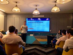 20190909_Presenting Start-Up Nation to Innovation Experience Business Group from Latin America 02 (Assaf Luxembourg) Tags: assaf luxembourg