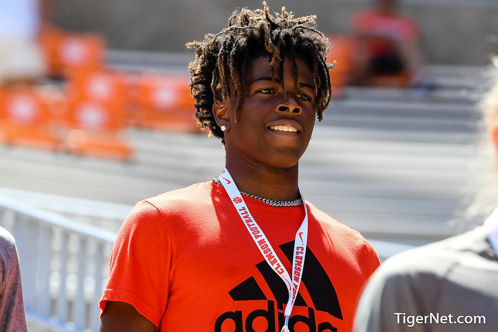 Clemson Photos: marquisgroveskillebrew, 2019, Recruiting