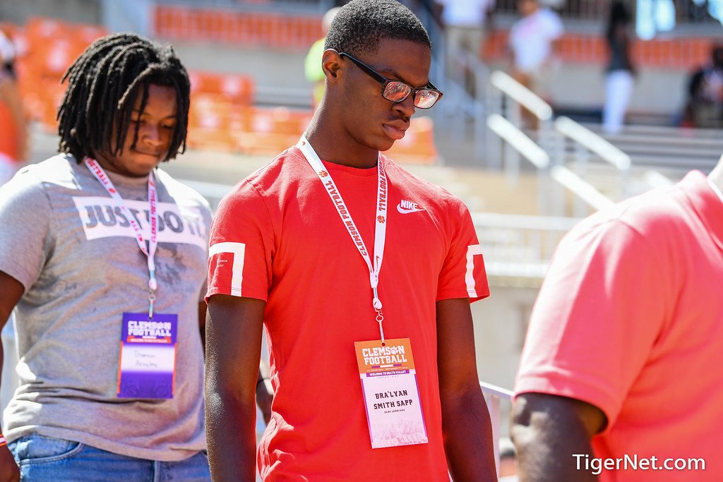 Clemson Photos: bralyansmithsapp, 2019, Recruiting