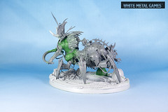 Drider Queen Discordant (whitemetalgames.com) Tags: arch lord discordant proxy kit bash conversion counts whitemetalgames warhammer40k warhammer 40k warhammer40000 wh40k paintingwarhammer gamesworkshop games workshop citadel wmg white metal painting painted paint commission commissions service services svc raleigh knightdale northcarolina north carolina nc hobby hobbyist hobbies mini miniature minis miniatures tabletop rpg roleplayinggame rng warmongers wargamer warmonger wargamers tabletopwargaming tabletoprpg kitbash bashes kitbashes conversions custom original bits knight dale