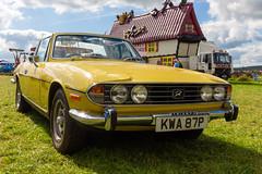 Hartington Show (MrBigglesworth) Tags: car derbyshire cars vintagecar hartingtonshow fair villageshow hartington buxton england unitedkingdom