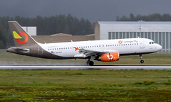 Orange2Fly SX-KAT, OSL ENGM Gardermoen (Inger Bjørndal Foss) Tags: sxkat orabge2fly airbus a320 osl engm gardermoen