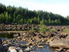 (helena.e) Tags: helenae norrland vuollerim semester vacation holiday rv älsa husbil motorhome spegeldammen water vatten lillaluleälv