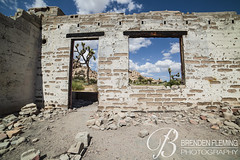 Abandon Homestead 3 (MrDiscoDucks) Tags: brenden fleming brendenfleming nikon d810 nikond810 2018 hiking hike adventure explore mrdiscoducks outdoors outdoor outside travel traveling landscape landscapes photo photography photographer nature paths sun sunny camping camp trail trails summer may 2019 abandoned abandon homestead home stead ruins ruin bricks brick joshua tree national park california