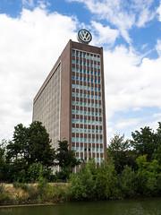 HQ (-BigM-) Tags: autostadt wolfburg wob vw volkswagen mittellandkanal auto car automobil germany deutschland bigm nrw
