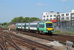 171730 Brighton (CD Sansome) Tags: brighton station tsgn gtr govia thameslink railway southern rail turbostar 171 171730 train trains