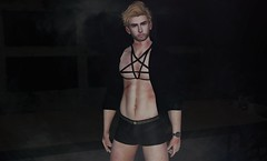 Bury Me 6 Feet Deep (EnviouSLAY) Tags: black morgue shibari shirt harness pentagram underwear designer noche radix barberyumyum blondehair blond blonde hair bruises duckie cuts darkscene dark scene secondlifephotography secondlifefashion newreleases new releases letre lelutka bento andrea belleza kunst watch tmd themensdepartment the mens department mensmonthly mensevent mensfair mensfashion monthlymen monthlyfashion monthlyfair monthlyevent monthly event fair fashion pale male gay lgbt blogger secondlife second life photography