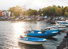 IMG_6908 (KamiZheleva) Tags: nature harmony relax sea rock coast water sky outdoor beach boat harbour
