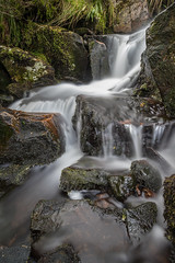 Small Waterfalls on route to Rhinog Fawr (chrisellis211) Tags: landscape landscapephotography wideangle canon 80d wales northwales snowdonia hiking hikingadventures water waterfall rock forest coed dolmelynllyn dolgellau nt nationaltrust