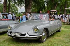 """1960 Citroen DS 19 Cabriolet """"usine"""" (el.guy08_11) Tags: 1960 citroen collection voiture"""