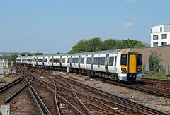 387114 Brighton (CD Sansome) Tags: brighton station tsgn gtr govia thameslink railway southern rail electrostar 387 387114 great northern train trains