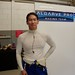Tacksung Kim Driver of Algarve Racing's Oreca 07 Gibson