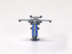 Resistance bomber mini 09 (fnxrak) Tags: resistance bomber starwars thelastjedi star wars lego miniscale fnxrak moc