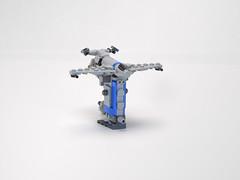 Resistance bomber mini 07 (fnxrak) Tags: resistance bomber starwars thelastjedi star wars lego miniscale fnxrak moc