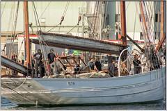 Le Mutin - Concarneau (Nadine.Dvx) Tags: lemutin concarneau portdeconcarneau bateauécole finistère bretagne france bateaux dundéeconstruiten1926 voilier