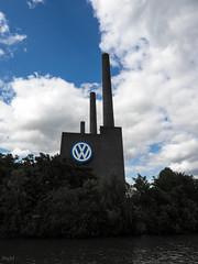 Blue Motion (-BigM-) Tags: autostadt wolfburg wob vw volkswagen mittellandkanal auto car automobil germany deutschland bigm nrw