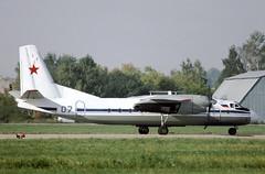 An-24B Russian Air Force (Rob Schleiffert) Tags: antonov an24 zhukovsky russianairforce