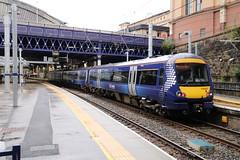 170427 Glasgow Queen Street 3/9/2019 (Martin Coles) Tags: scotrail trains train rail railways railway glasgow class170 turbostar glasgowqueenstreet 170427