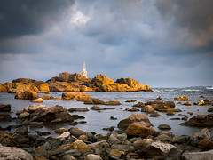 IMG_6915 (KamiZheleva) Tags: nature harmony relax sea rock coast water sky outdoor beach