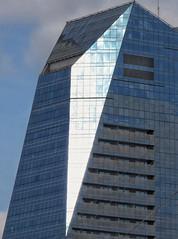 Triangle (carlos_ar2000) Tags: edificio building ventana window arquitectura architecture geometrico geometric triangulo triangle azul blue angulo angle puertomadero buenosaires argentina