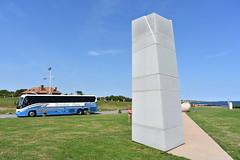 PORTUGUESE MEMORIAL (SneakinDeacon) Tags: sunshinetours brentonpoint newport scenicdrive portuguesememorial tourbus