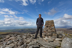 Chris on Rhinog Fawr (chrisellis211) Tags: landscape landscapephotography wideangle canon 80d wales northwales snowdonia hiking hikingadventures