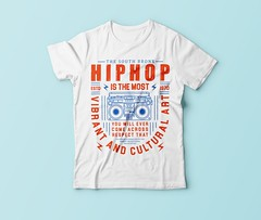 Hiphop is the most vibrant t shirt design (arrahi) Tags: merch by amazon t shirt design car world travel sweat today smile tomorrow mom grandma grandpa dad video game holiday camping women writer father teacher