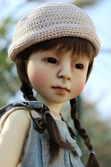 Winona by Connie Lowe (dambuster01) Tags: connielowe winona custom limitededition msd bjd artistdoll jointed resin