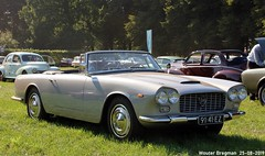 Lancia Flaminia Touring Cabriolet 2.8 1968 (Wouter Bregman) Tags: 9141ez lancia flaminia touring cabriolet 28 1968 lanciaflaminia cabrio convertible roadster tourer concours elegance 2019 concoursdélégance paleis soestdijk royal palace palaisroyal baarn nederland holland netherlands paysbas vintage old classic italian car auto automobile voiture ancienne italienne italie italia italy vehicle outdoor