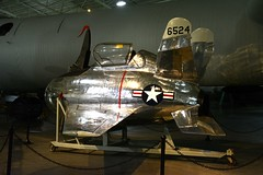 SAC_0105a McDonnell XF-85 Goblin parasite fighter (kurtsj00) Tags: sac museum strategic air command