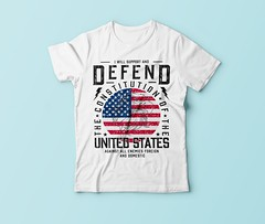 I will support and defend the constitution of the united states t shirt design (arrahi) Tags: merch by amazon t shirt design car world travel sweat today smile tomorrow mom grandma grandpa dad video game holiday camping women writer father teacher