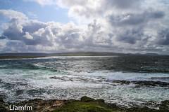 wild silvery seas (Liamfm .) Tags: comayo ireland wildsilveryseas