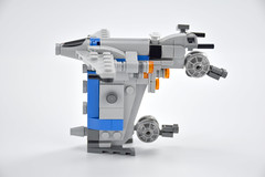Resistance bomber mini 12 (fnxrak) Tags: resistance bomber starwars thelastjedi star wars lego miniscale fnxrak moc